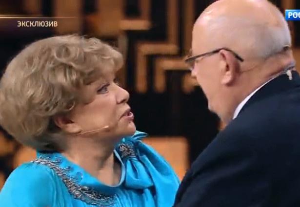 Эдита Пьеха была рада увидеть брата