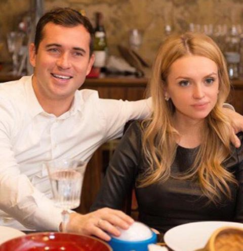 Александр Кержаков и Милана