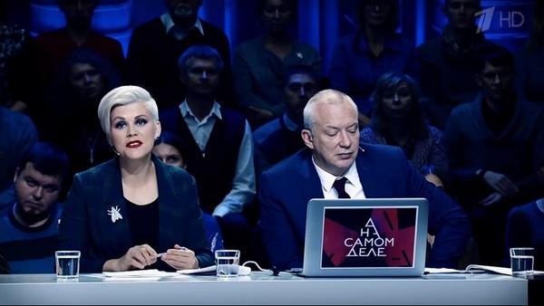 Абрикосов полагает, что эксперты программы могут вести передачу и без Шепелева