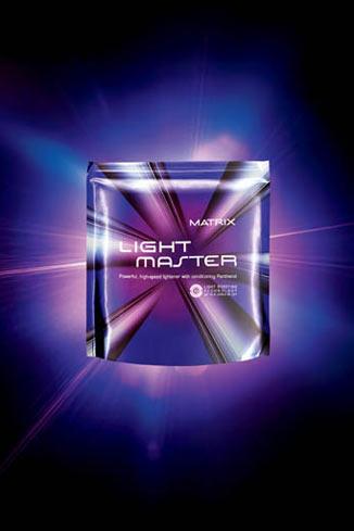 Matrix Быстродействующий суперосвет- ляющий порошок Light Master с ухаживающим пантено- лом, цена по запросу