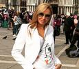 Татьяна Навка получила звезду на Аллее славы в Сочи