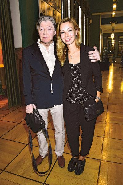 С внебрачной дочерью Татьяной актер поддерживает дружеские отношения, 2016 год