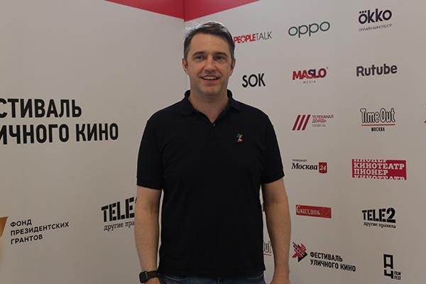 Заслуженный артист России Владимир Вдовиченков