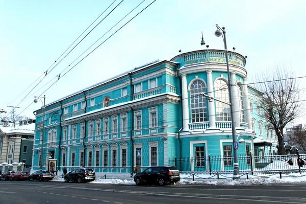 Картинная галерея Ильи Глазунова в Москве