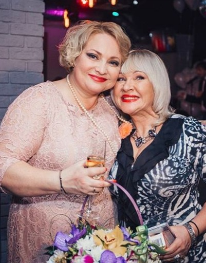 Светлана Пермякова и Ирина Грибулина