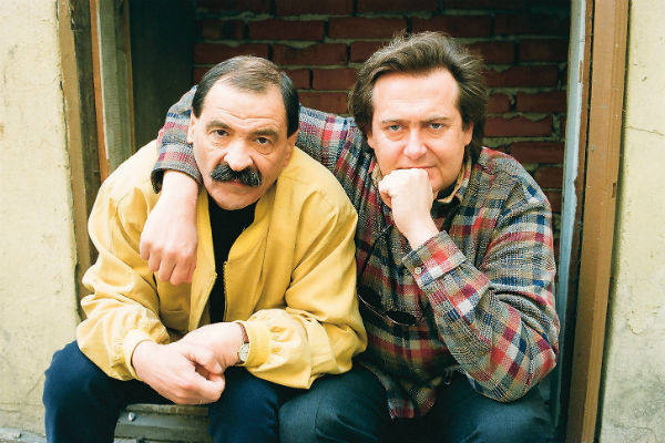 Олейников и Стоянов дружили 25 лет