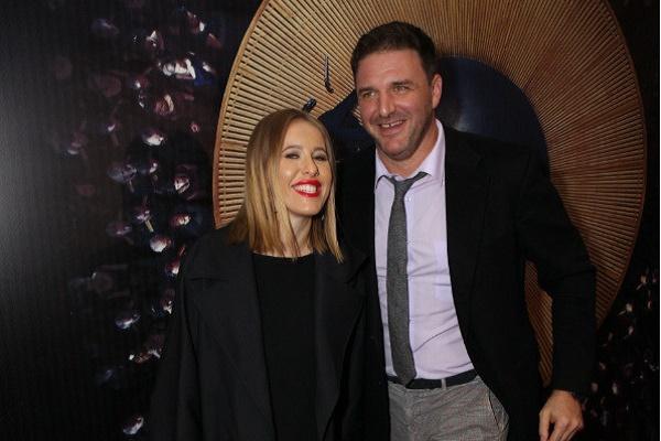 Ксения Собчак и Максим Виторган продолжают появляться на мероприятиях вместе
