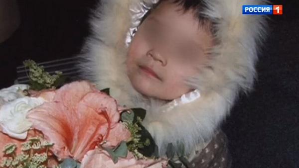 Мелания, младшая дочь Алексея Петренко