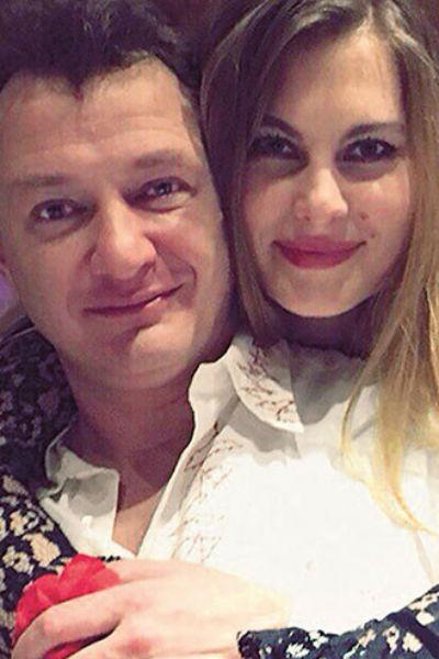 Актер и его возлюбленная женаты с 2016 года
