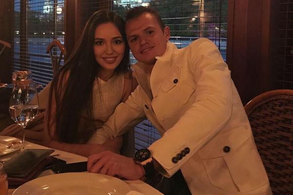 Тарасов и Костенко в любимом ресторане Бузовой