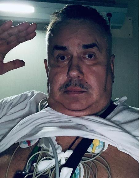 Стас Садальский перенес операцию на сердце