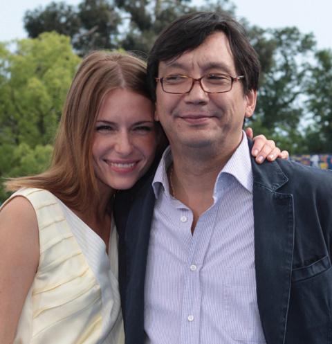 Любовь Толкалина и Егор Кончаловский счастливы в новых отношениях