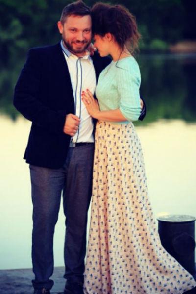 Наталия Медведева и Александр Коптель впервые стали родителями