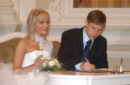 Татьяна Буланова и Владислав Радимов поженились в 2005 году