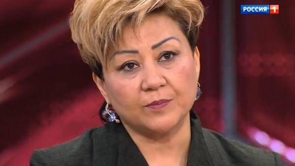 Азима Абдумаминова обвинила предполагаемого биологического отца своей дочери в клевете