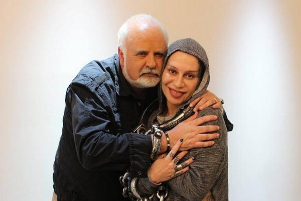 Виктор Топаллер и Наргиз Закирова