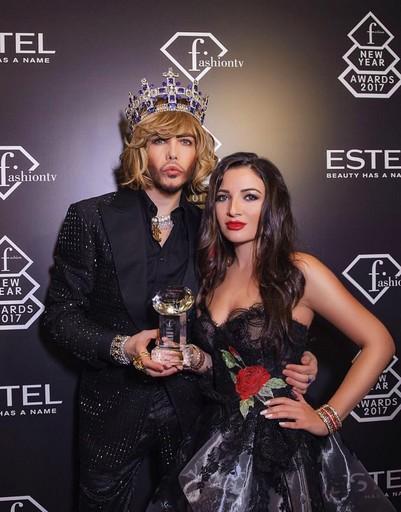 Сергей Зверев и Татьяна Мельник