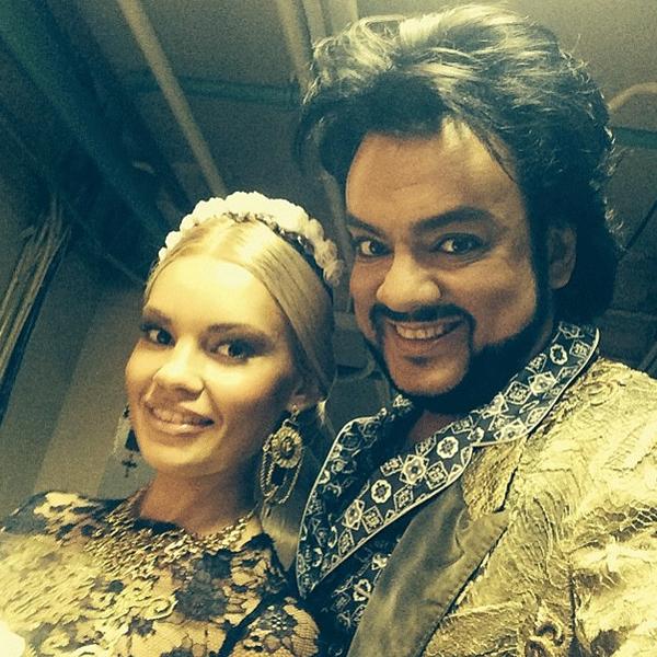 Марина Гайворонская была счастлива сняться в клипе своего кумира Филиппа Киркорова