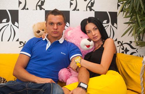 Евгения Феофилактова худеет ради своего мужа Антона Гусева