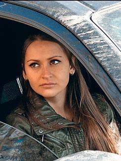 После инцидента Анна Аполлонова лечила контузию