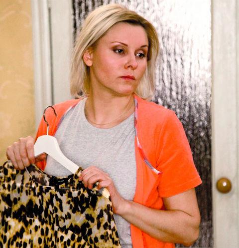 Роли Яны нередко пересекаются с реальными эпизодами из ее жизни