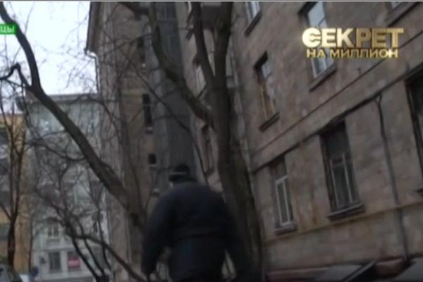 Дом, в котором живет Андрей Губин