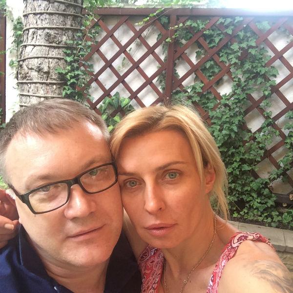 Татьяна со своим женихом Александром