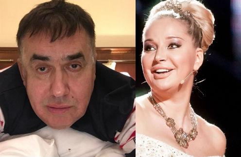 Станислав Садальский и Мария Максакова
