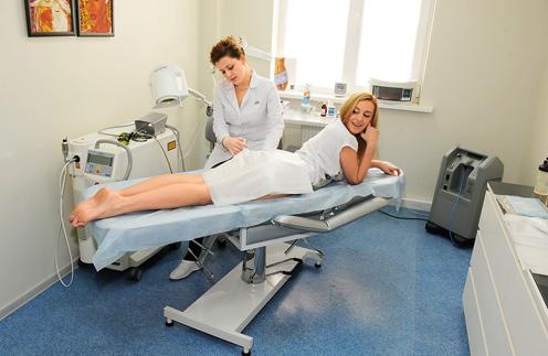 – После озонотерапии кожа нежная, муж уже оценил!