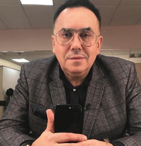 Актер театра и кино Станислав Садальский