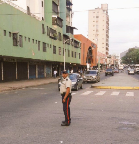 Преступник был задержан правоохранительными органами Валенсии