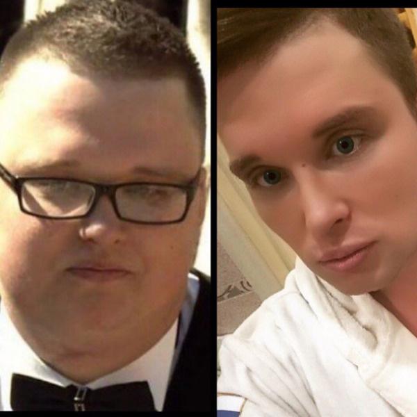 Егор не жалеет, что избавился от лишнего веса