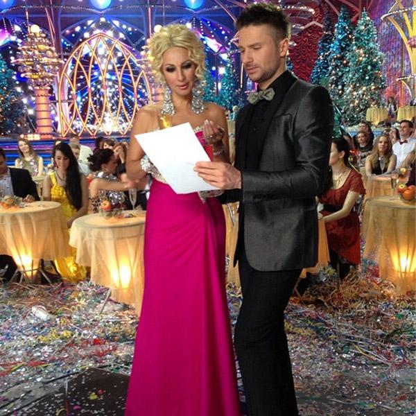 Кудрявцева и Лазарев обсуждают сценарий