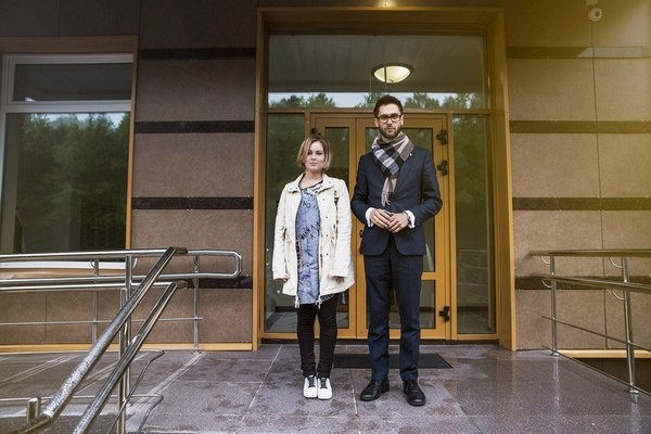 Юлия Липницкая получает ключи от новой квартиры