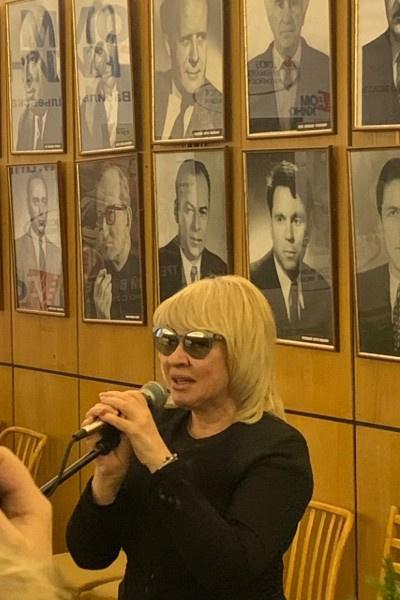 Ирина Грибулина выразила соболезнования родным актрисы