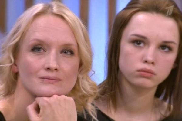 Мама Дианы опасается Сергея, который вышел на свободу