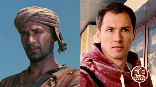 Тимуру Еремееву удалось доказать, что он является сыном Спартака Мишулина