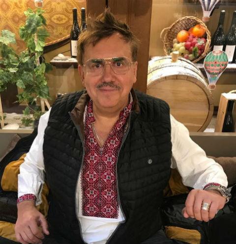 Садальский высказался об отказе Вайкуле ехать в Крым