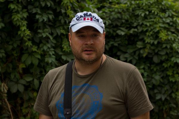 Ростовский адвокат Игорь Греков