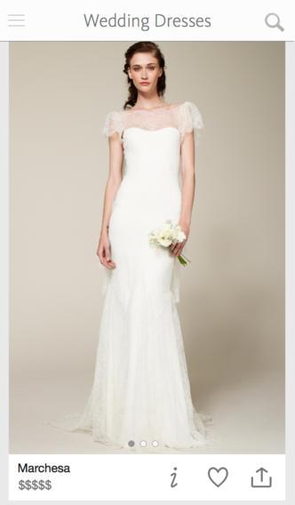 Установка приложения - Wedding LookBook by The Knot – бесплатно