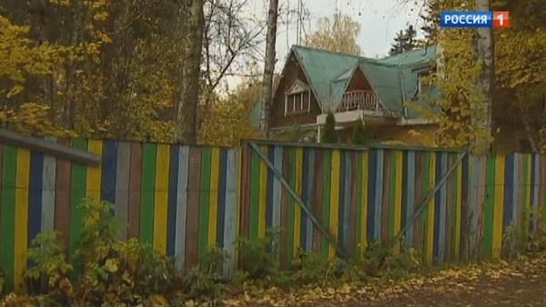 По информации журналистов, перед смертью Марьянов находился в этом доме