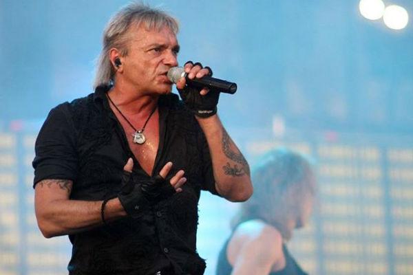 Константин Кинчев на концерте