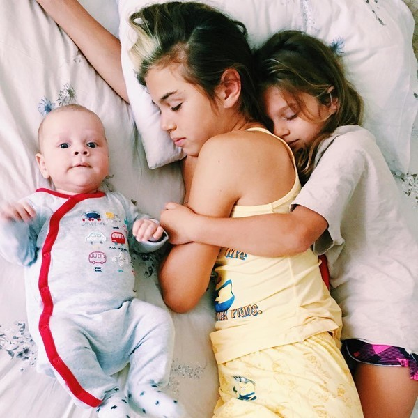 Дети Анны Седоковой