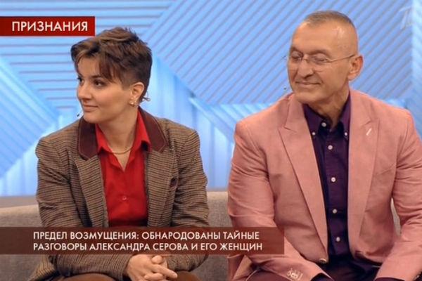 Ирина вместе с мужем пытается разобраться в своем прошлом