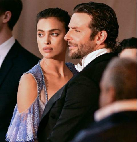 Модель и актер даже на светских мероприятиях появляются редко
