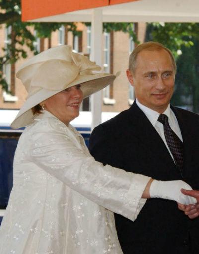 2003 год. Официальный визит в Великобританию