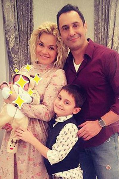 Семья Костюшкиных сейчас невероятно счастлива