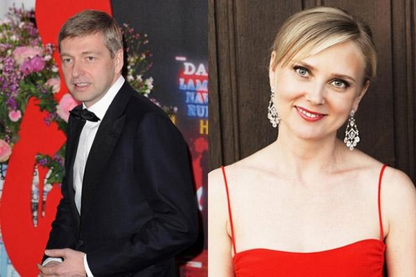 Елена и Дмитрий Рыболовлевы