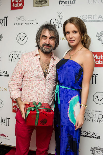 Анна и Александр Толмацкие