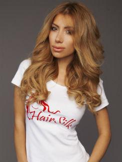 Анна Мозговая, основательница салона HairSilk